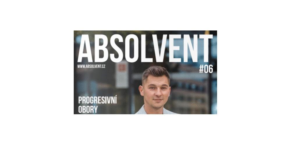 """Featured image for """"Časopis Absolvent – informace nejen pro čtvrťáky"""""""