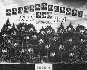 SLŠ - rok ukončení 1970 třída A