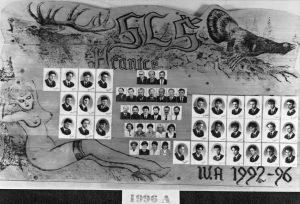 SLŠ - rok ukončení 1996 třída A