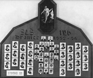SLŠ - rok ukončení 1996 třída B