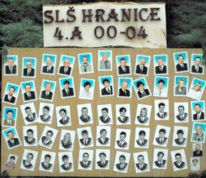 SLŠ - rok ukončení 2004 třída A