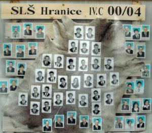SLŠ - rok ukončení 2004 třída C