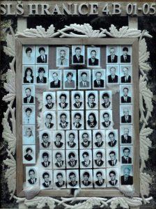 SLŠ - rok ukončení 2005 třída B