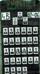 SLŠ - rok ukončení 2006 třída B