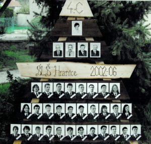 SLŠ - rok ukončení 2006 třída C
