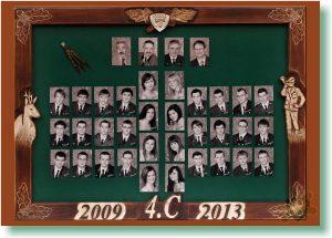 SLŠ - rok ukončení 2013 třída C